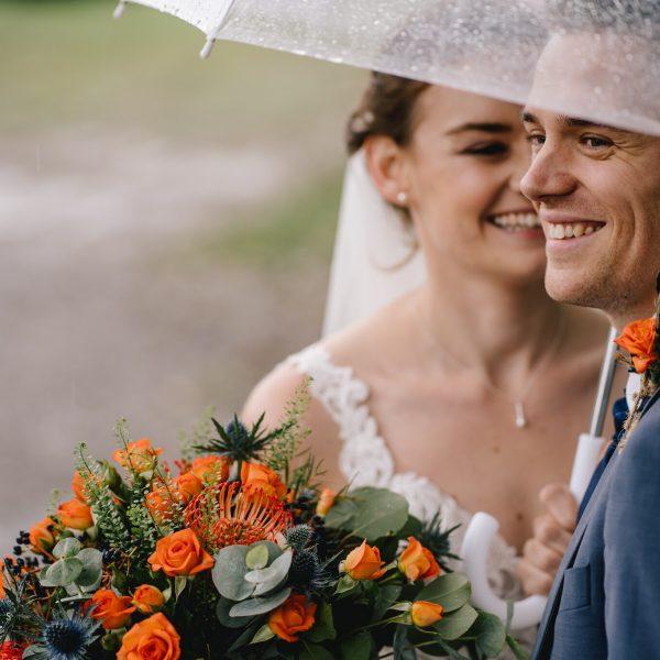 Clare & Benjamin's Wedding Photography at Chafford Park