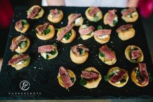 Amuse - wedding caterer