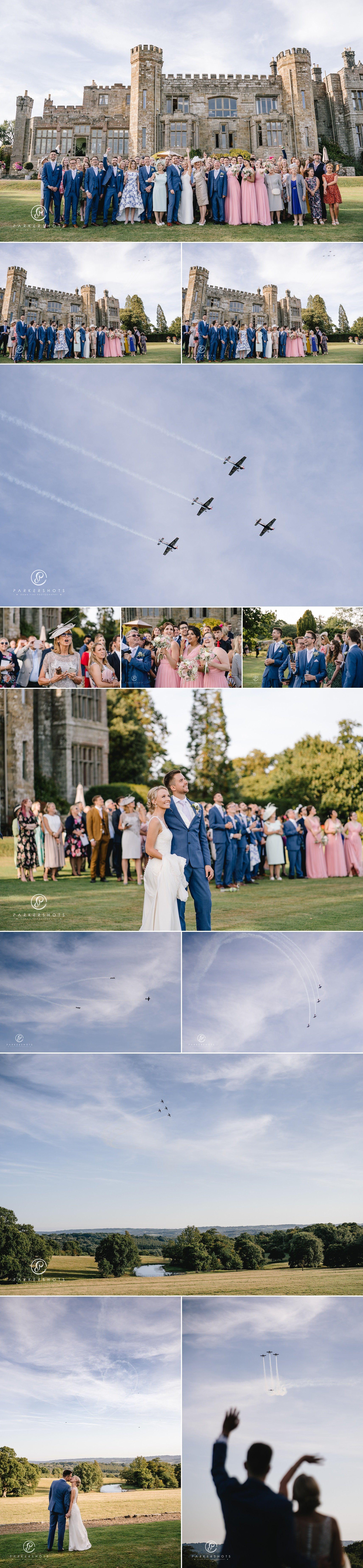 Wadhurst Castle Wedding Photographer The Blades