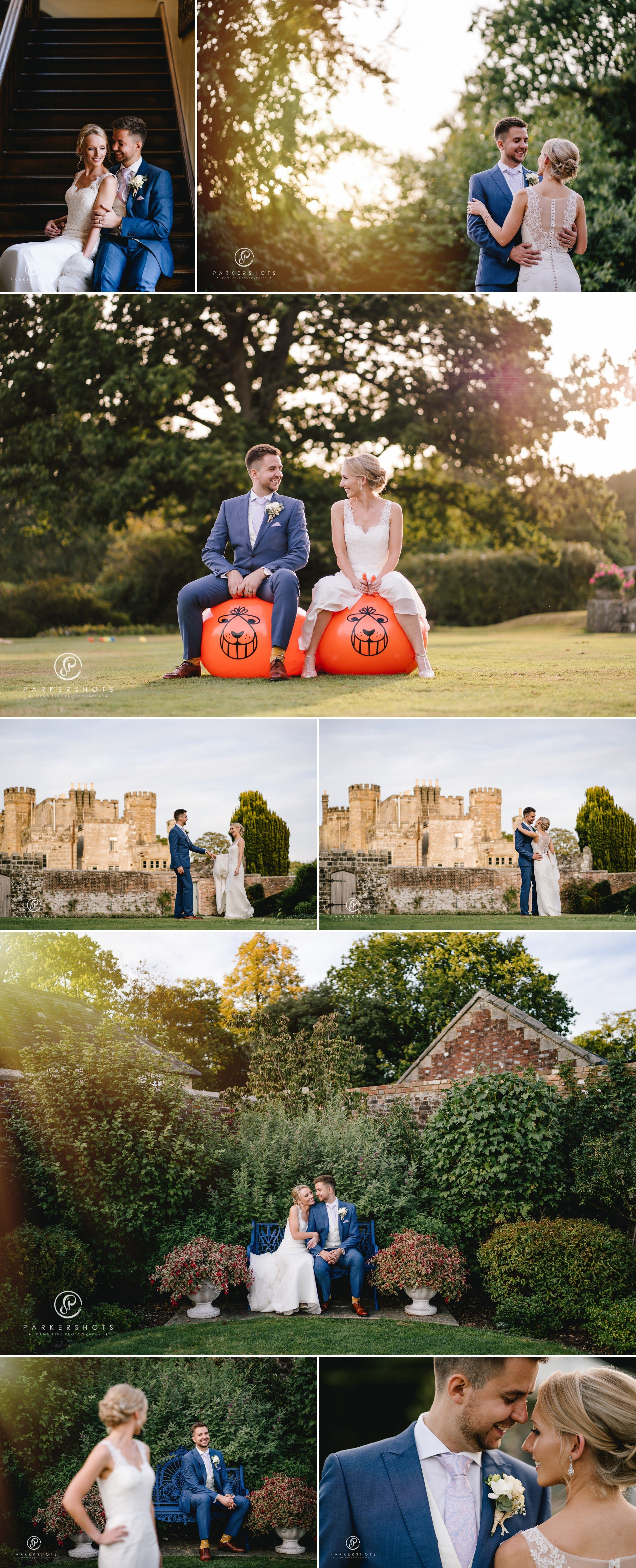 Wadhurst Castle Wedding Photographer Portraits