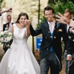 Wedding Photography at St Mary the Virgin church Nettlestead