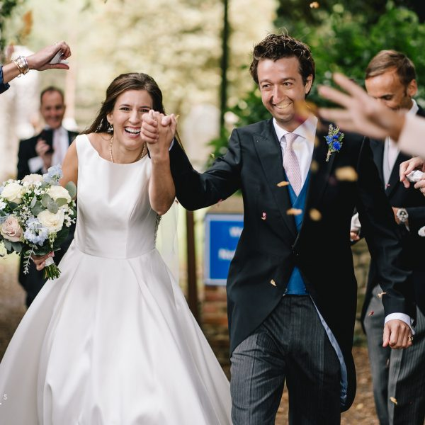 Preview: Claire & Charlie's Wedding Photography at Nettlestead Place
