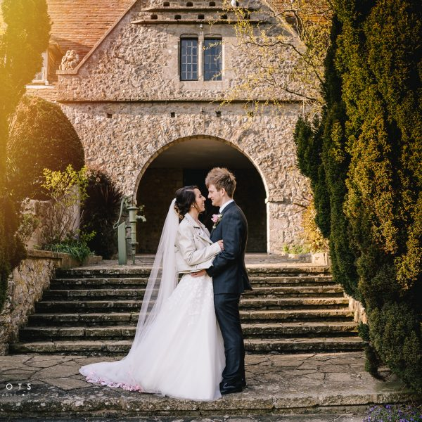 Preview: Emma & Thomas's Wedding Photography at Lympne Castle