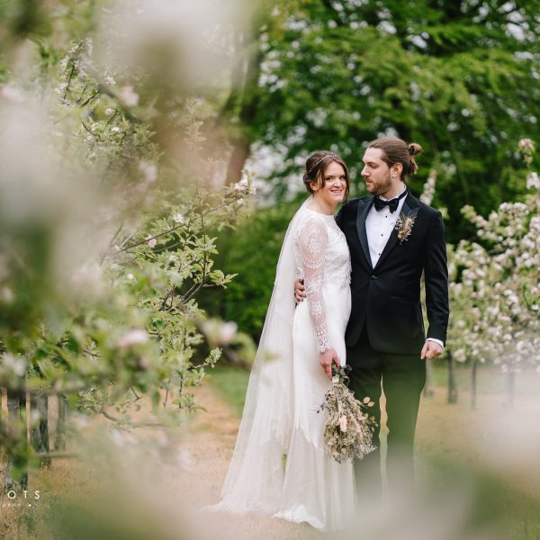 Hannah & Michael's Wedding Photography in Brenchley