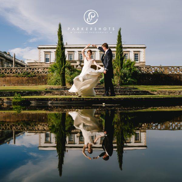 Rachel & Mat's Wedding Photography at Buxted Park Hotel