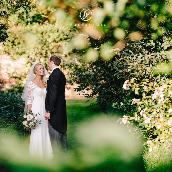 Preview: Gemma & Tom's Wedding Photography at Penshurst Place