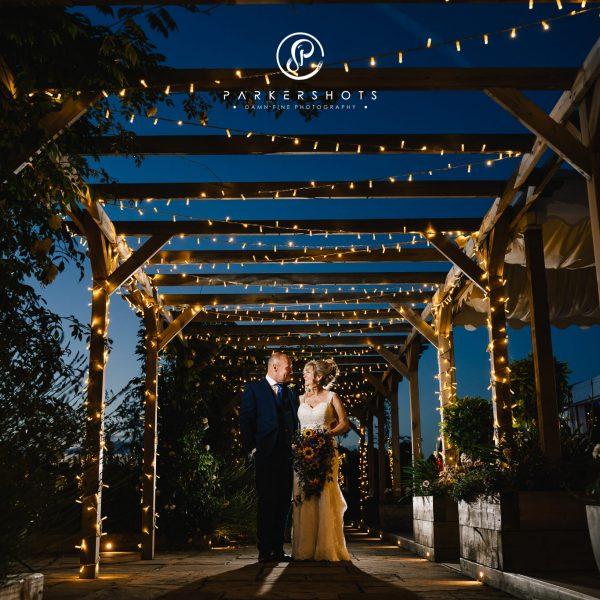 Linda & Steve's Wedding Photography at The Barnyard