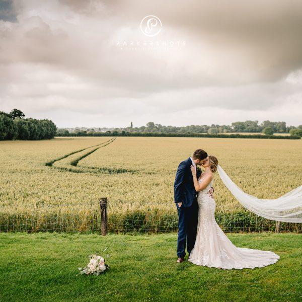 Sarah & James' Wedding Photography at Winters Barns