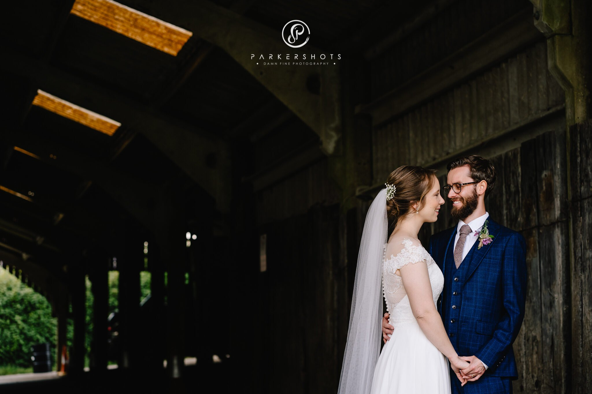 Hendall Manor Barns Wedding