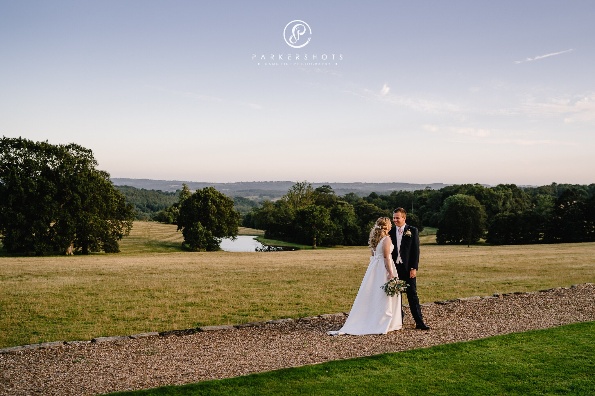 Preview wedding photography from Becky & Sam's wedding at Wadhurst Castle