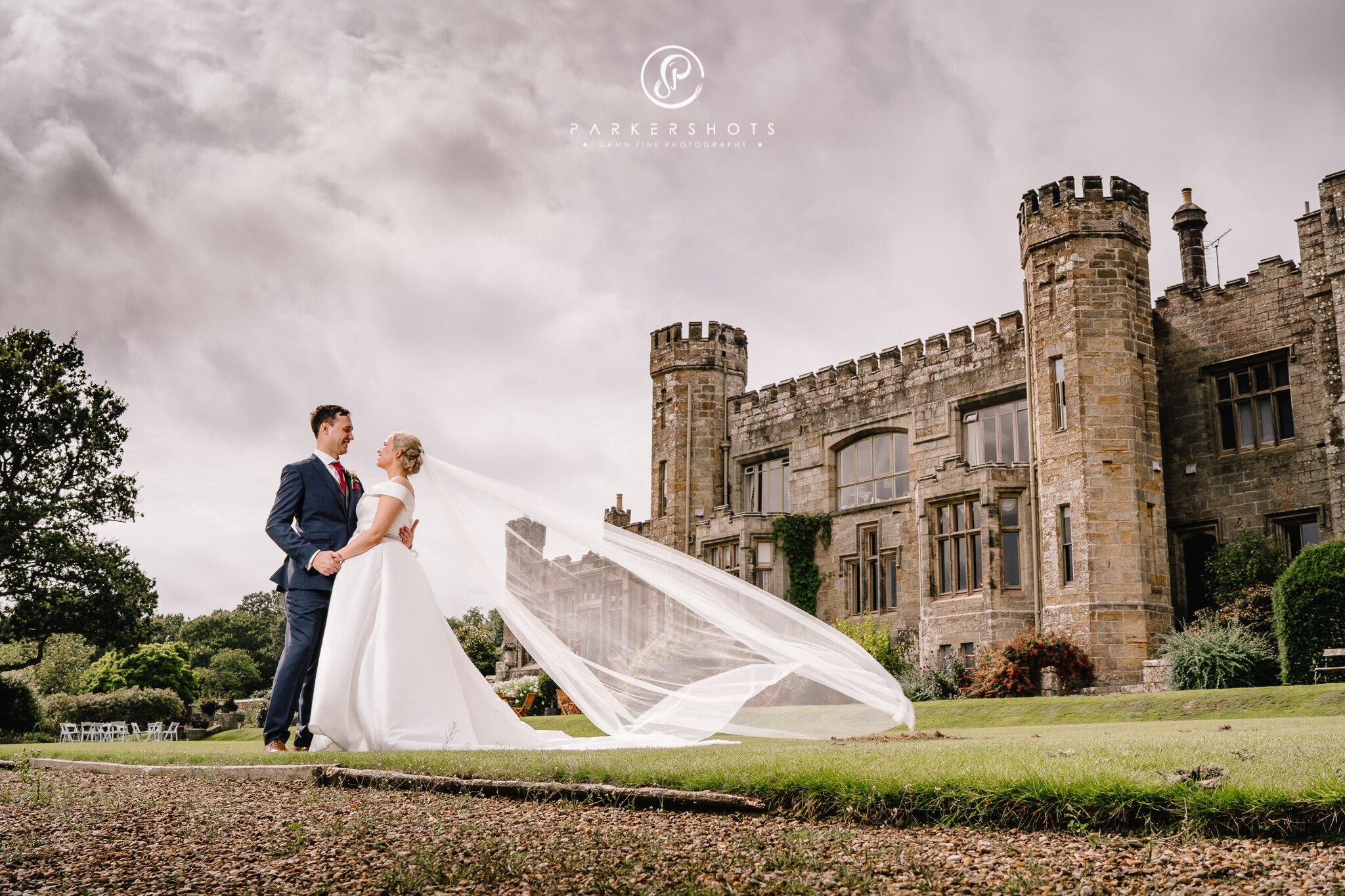 Wedding Photography at Wadhurst Castle - Jess & Kurt's wedding