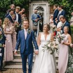 Pelham House wedding photographer - Mia & Rich's wedding