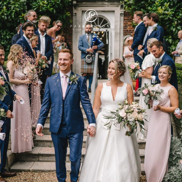 Preview: Mia & Rich's Wedding Photography at Pelham House