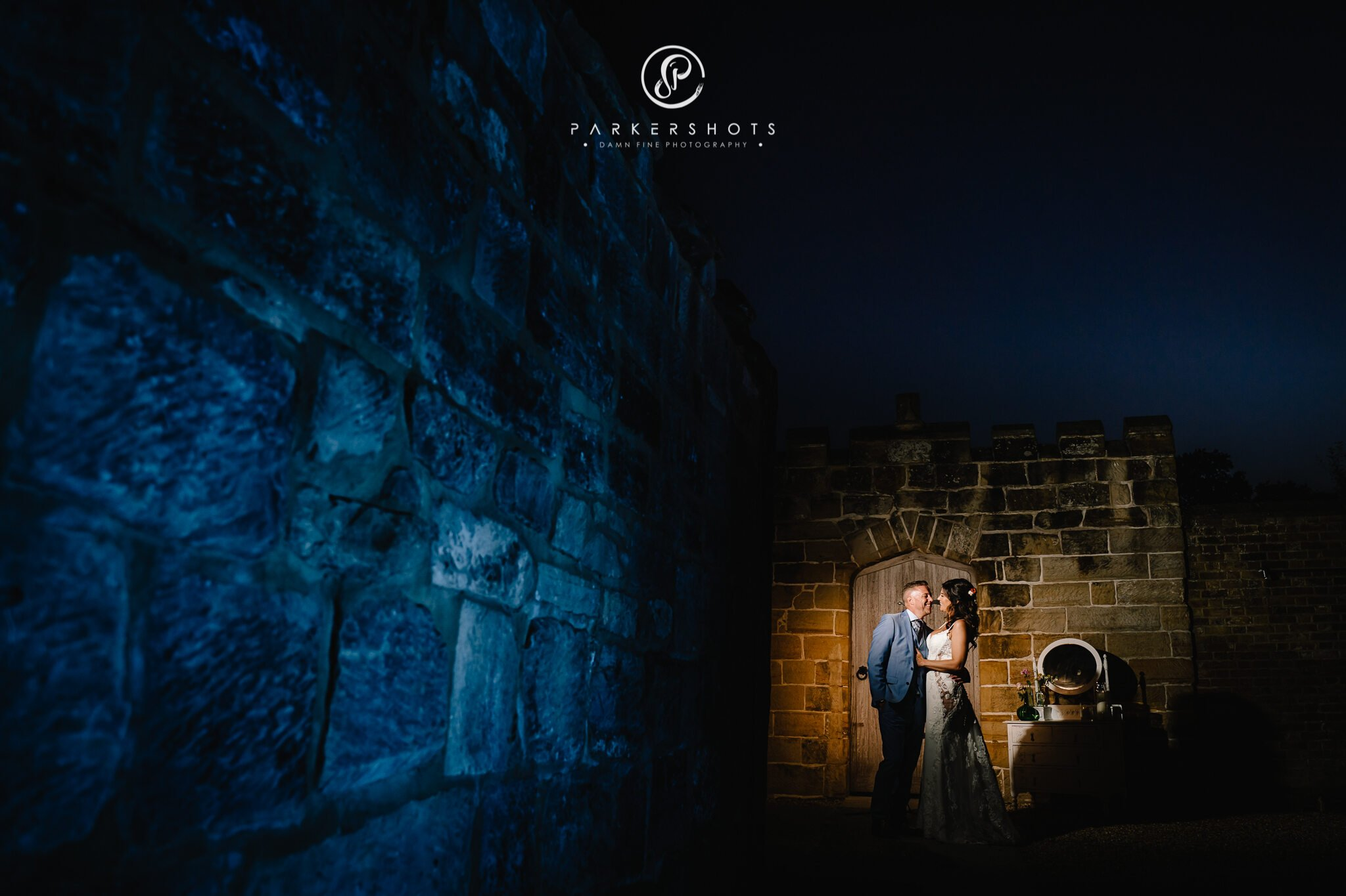 Wadhurst Castle Wedding Photography by Parkershots