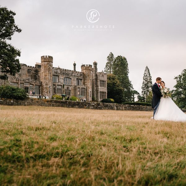 Preview: Trudie & Seb's Wedding Photography at Wadhurst Castle