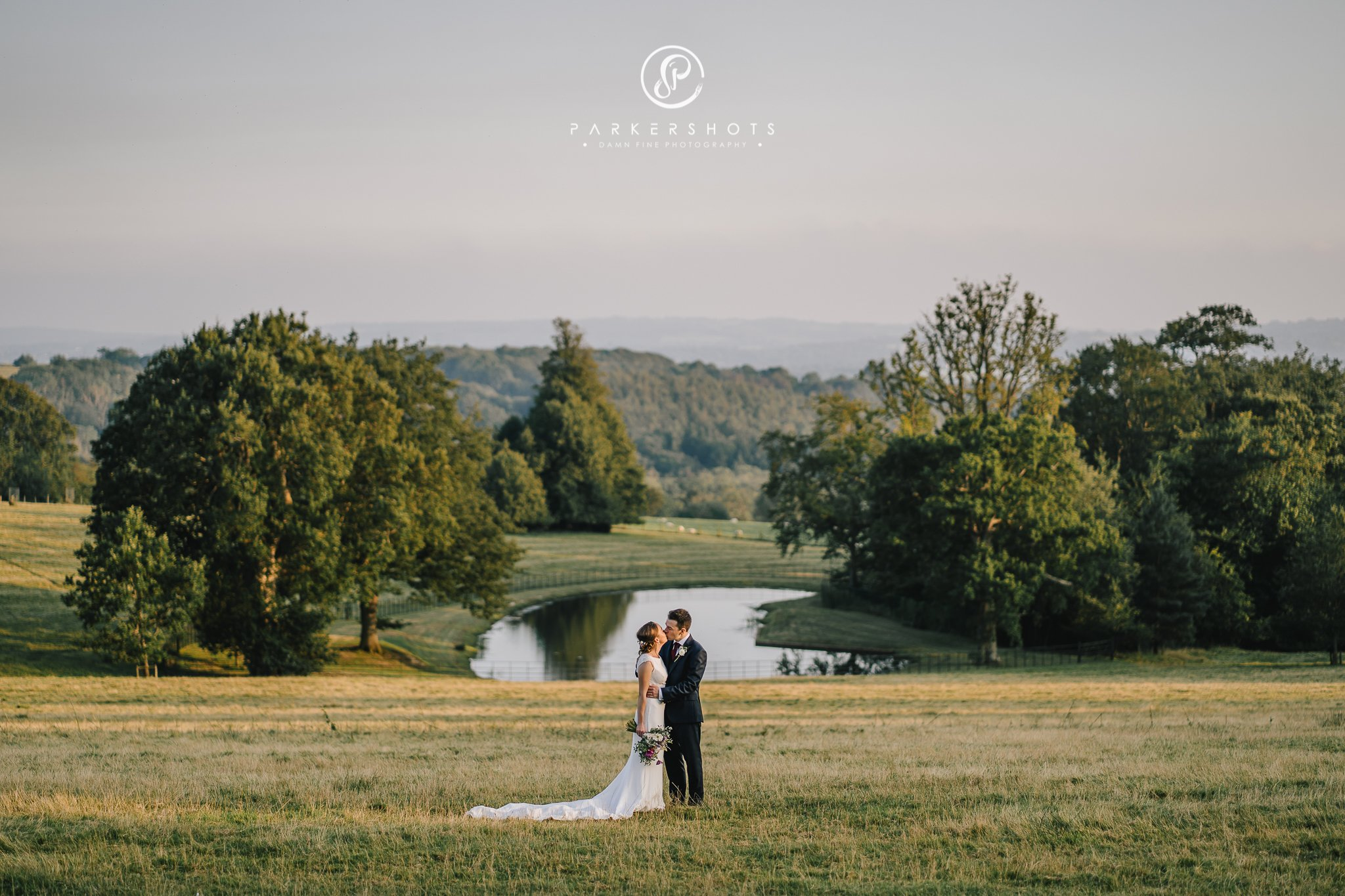 Wadhurst Castle wedding photographer - Becky & Dom's wedding